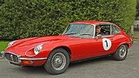 http://www.jaguar-club.de/Jaguar E 12-Zylinder Coupe 1972, Incentive selber fahren im Jaguar-E,
